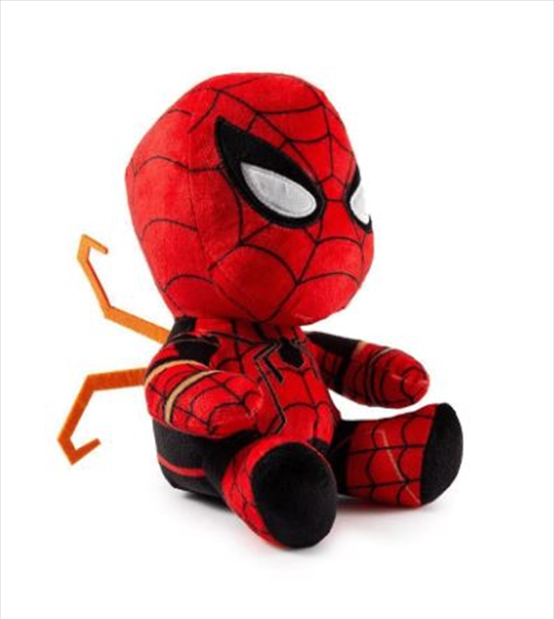 "Avengers 4: Endgame - Iron Spider Hugme 16"" Vibrating Plush 