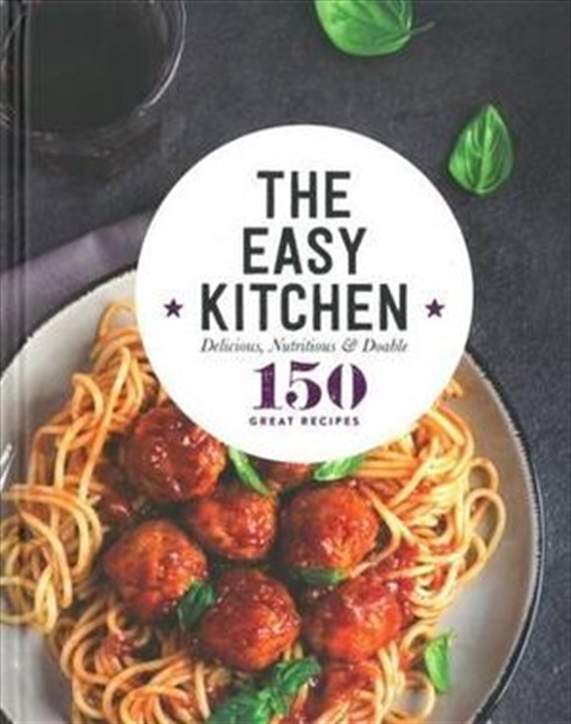 The Easy Kitchen | Hardback Book
