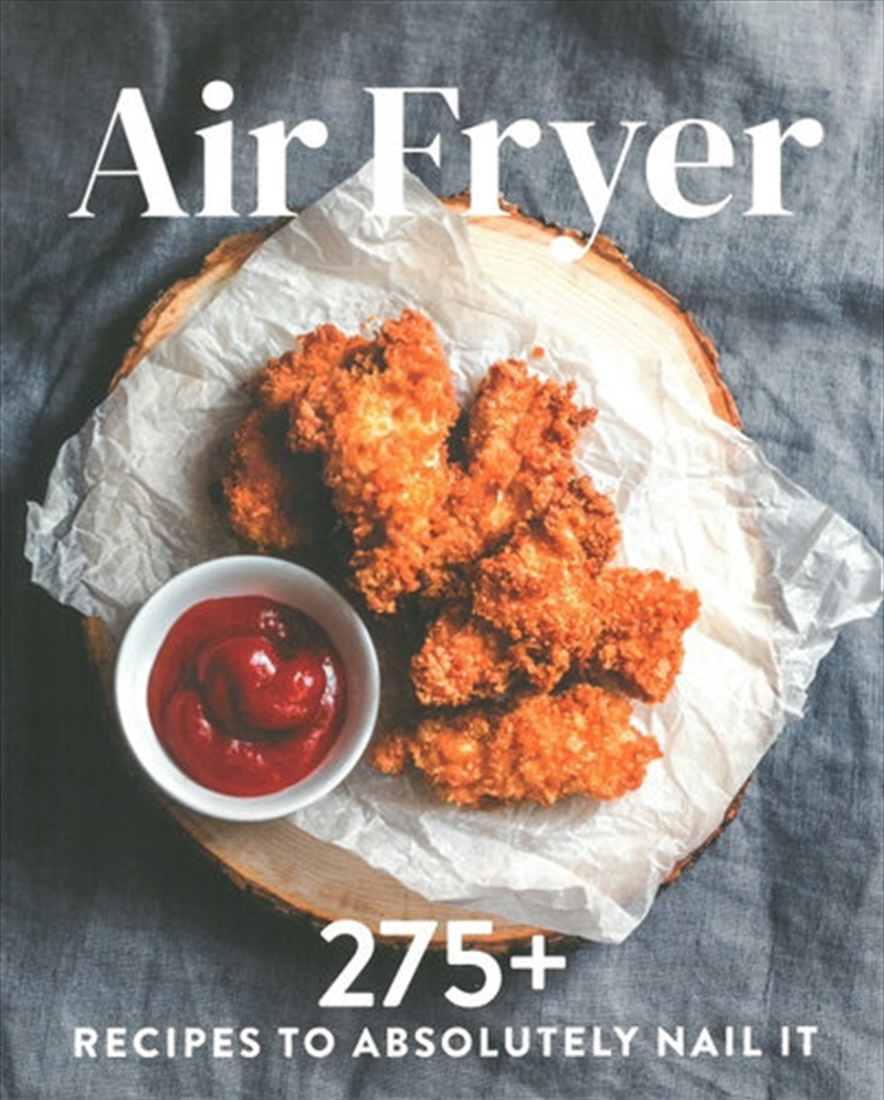 Air Fryer   Paperback Book