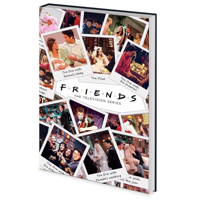 Friends Polaroids | Merchandise