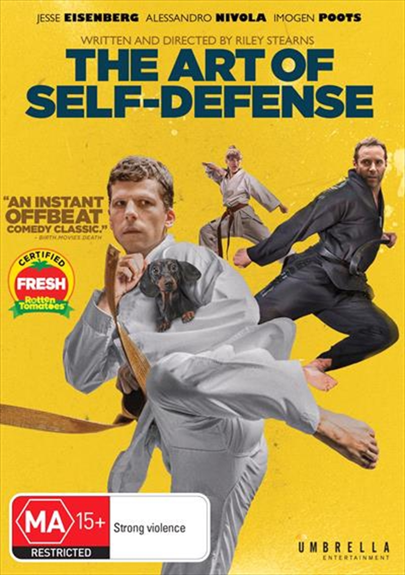 Art Of Self Defense, The | DVD