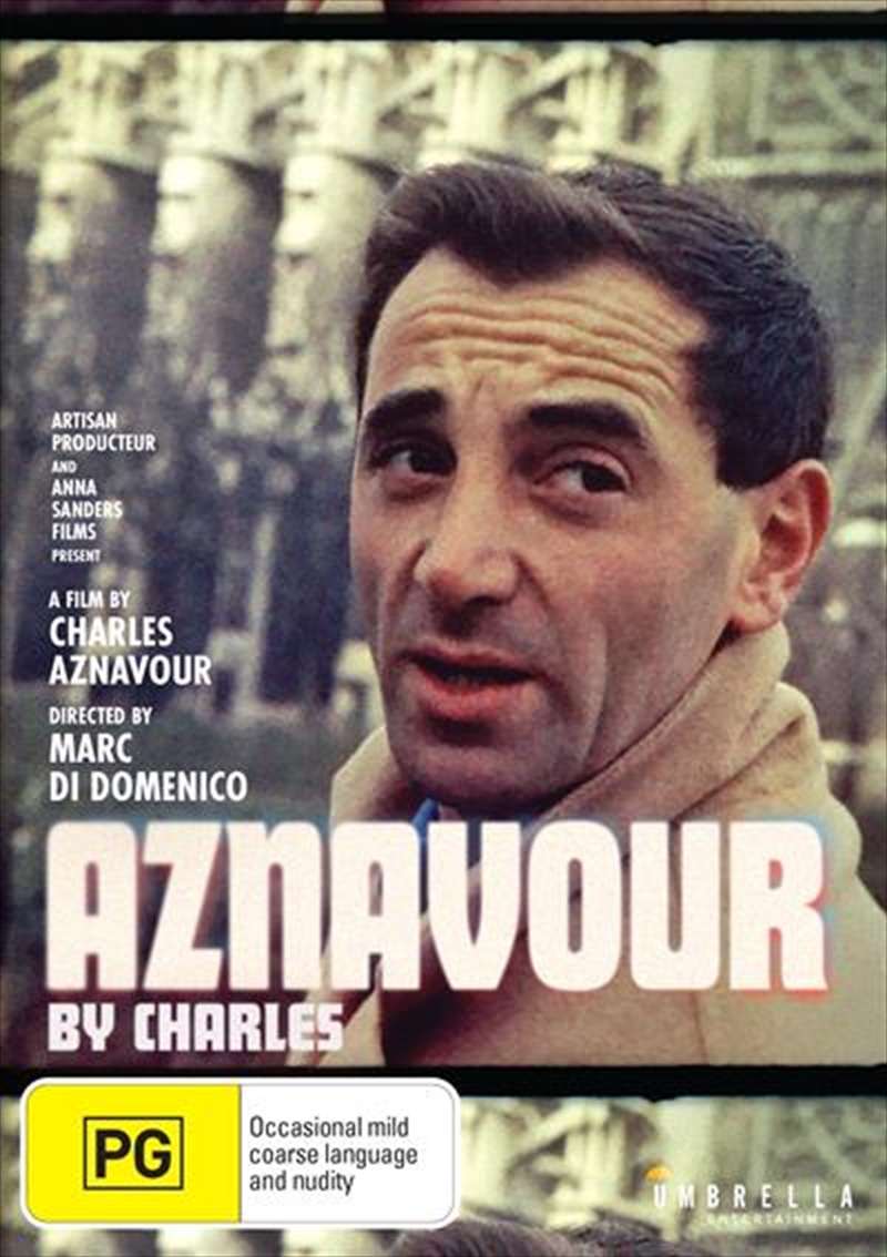 Aznavour By Charles | DVD