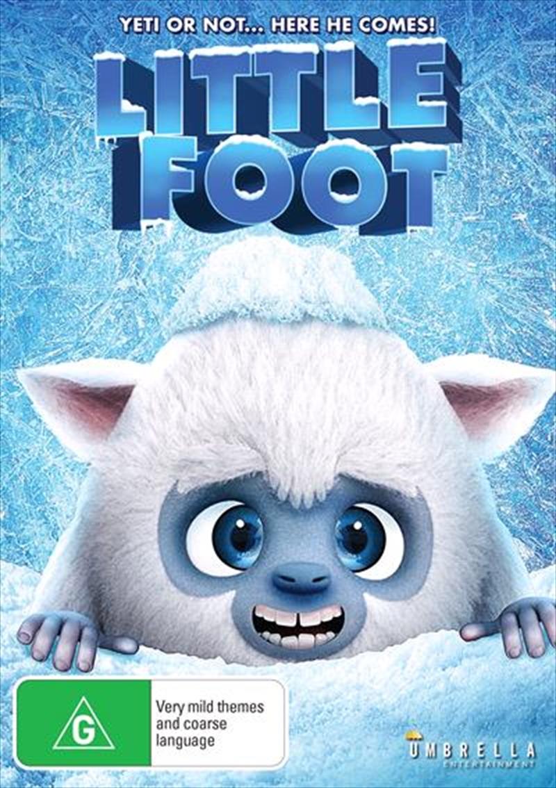 Little Foot   DVD