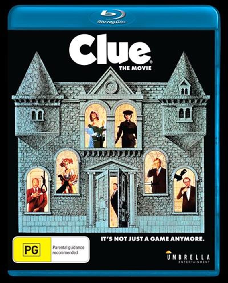 Clue   Blu-ray