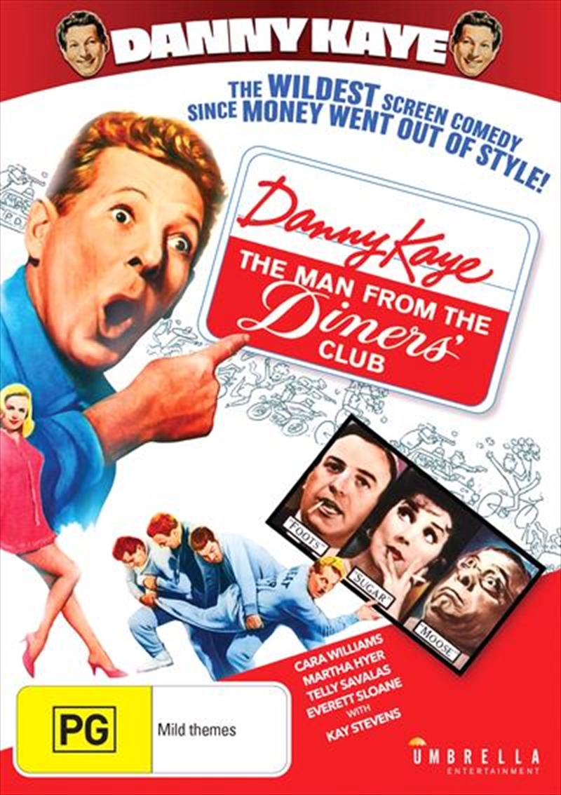 Man From The Diners' Club, The | DVD
