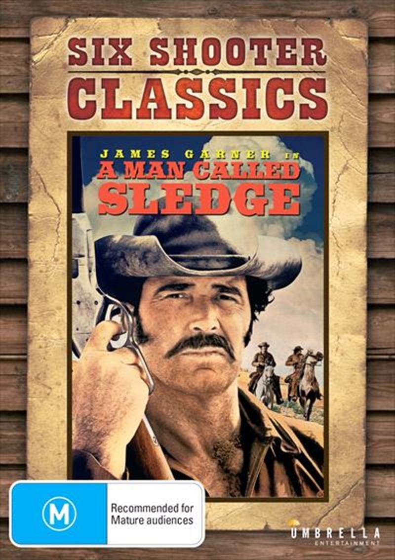 A Man Called Sledge | DVD
