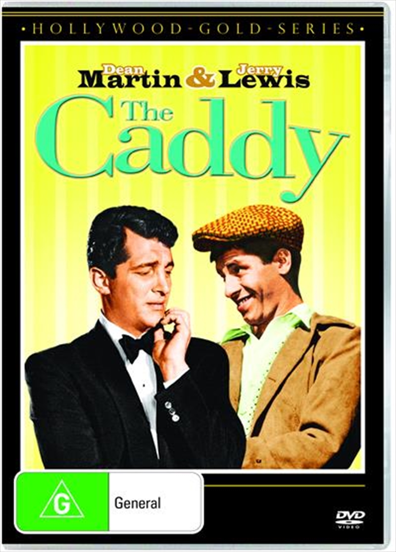 Caddy, The | DVD
