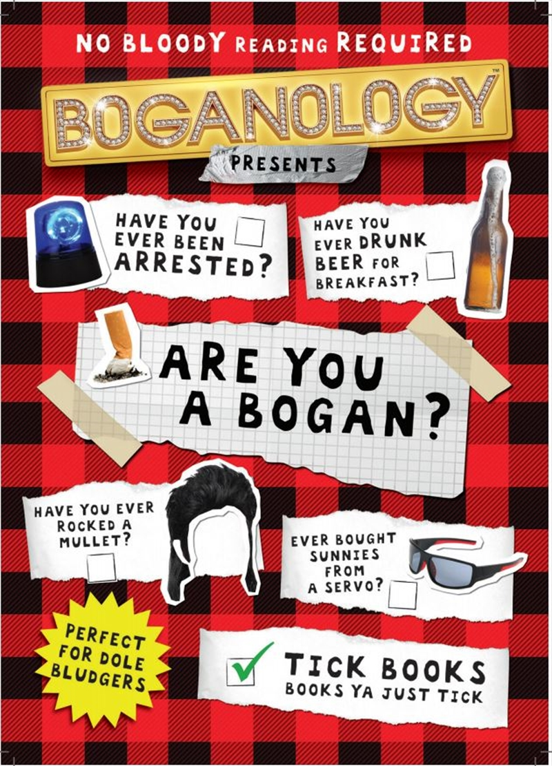 Are You A Bogan? | Paperback Book