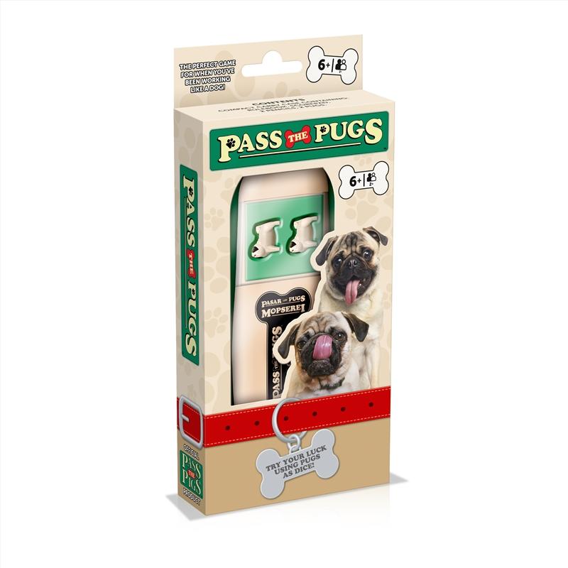 Pass The Pugs   Merchandise