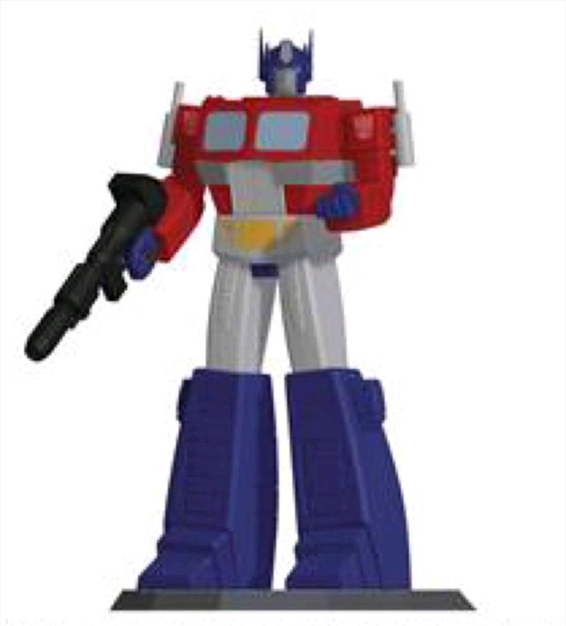 "Transformers - Optimus Prime 9"" PVC Statue | Merchandise"