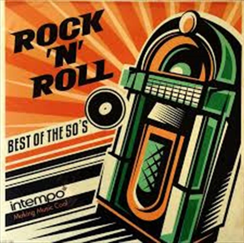 Rock N Roll - Best Of The 50's   Vinyl