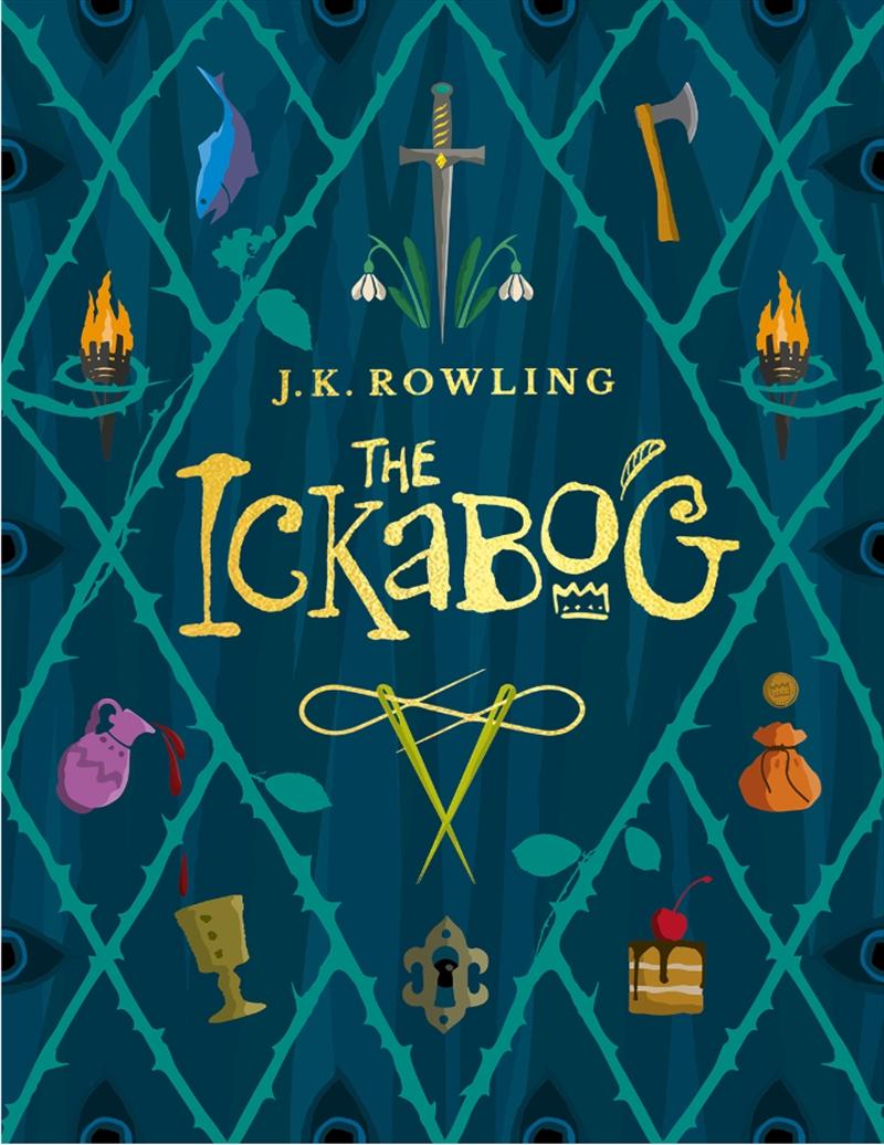 Ickabog | Hardback Book