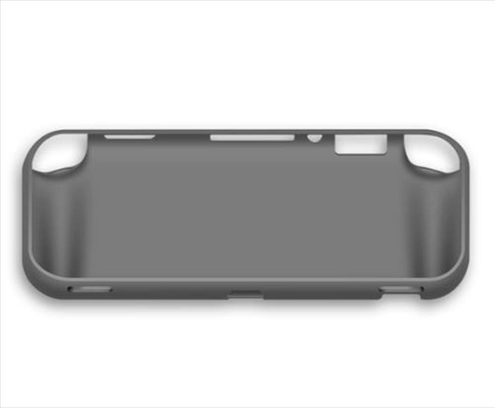 Switch Lite Silicon Case Grey   Nintendo Switch