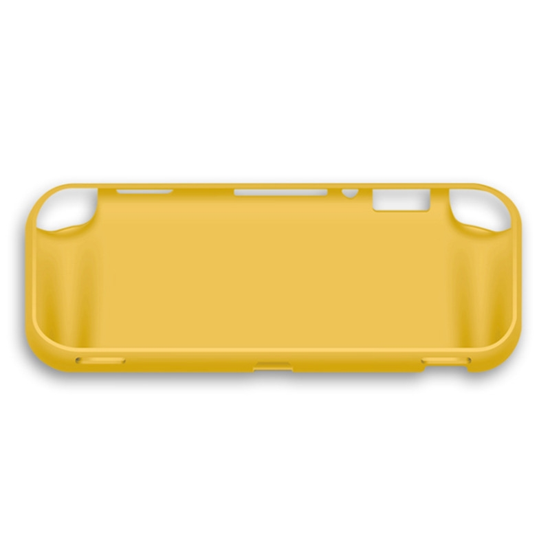 Switch Lite Silicon Case Yellow | Nintendo Switch