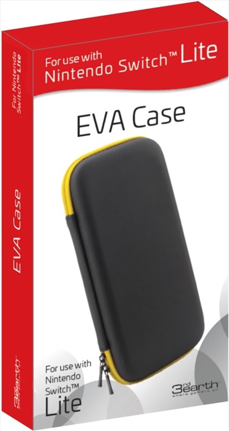 Eva Case Black/Yellow Zip | Nintendo Switch