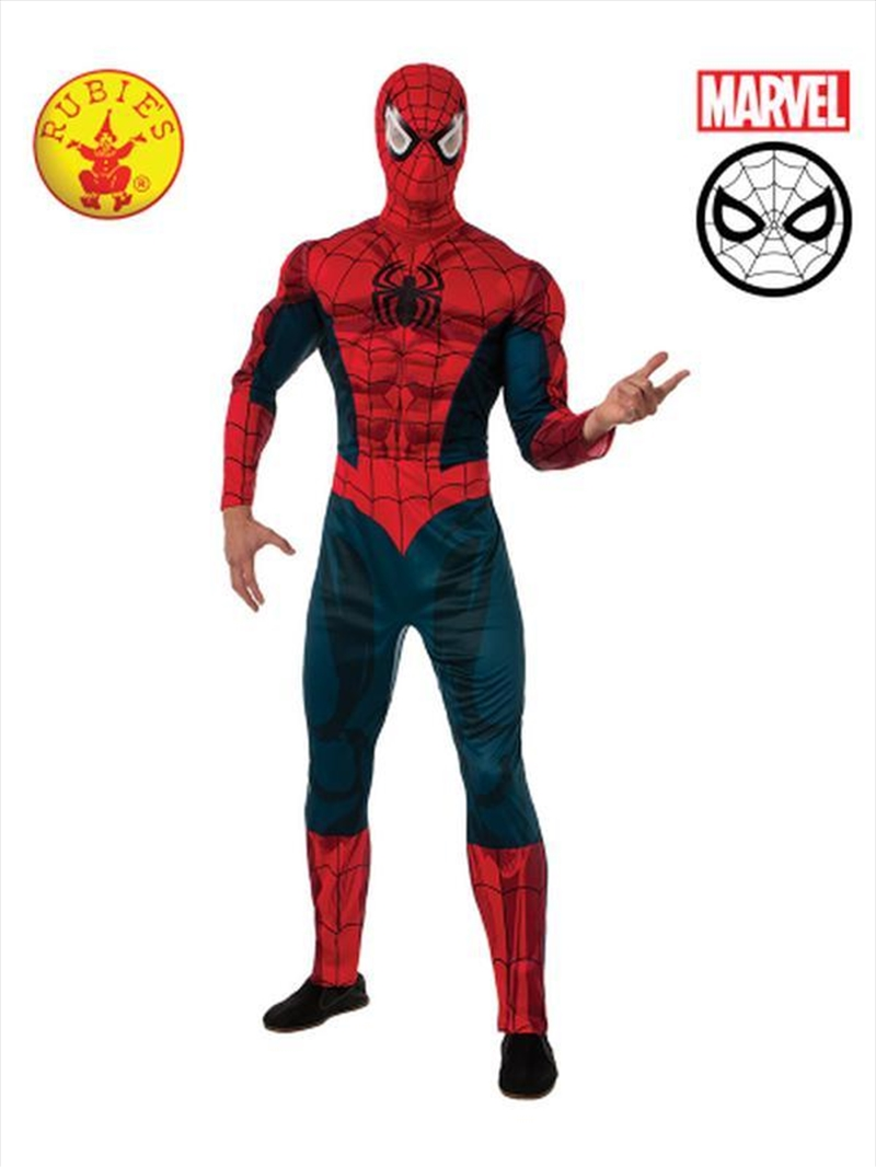 Spiderman Costume: Size Std | Apparel