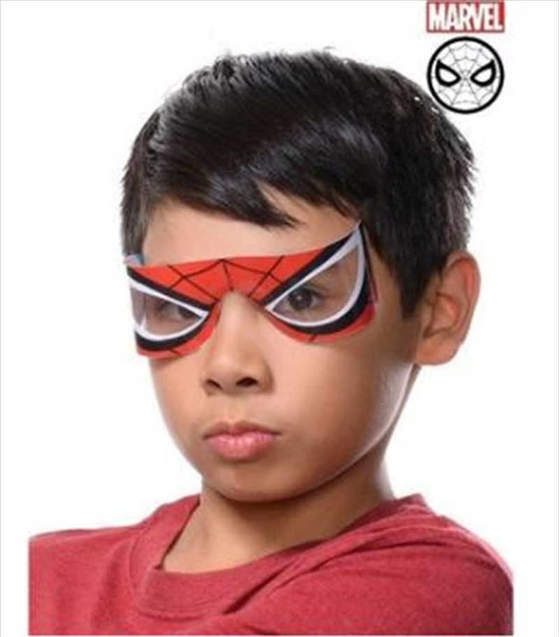 Spiderman Character Eyes | Apparel