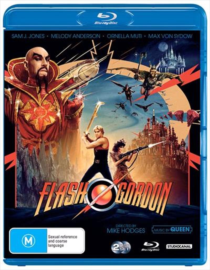 Flash Gordon | Classics Remastered | Blu-ray