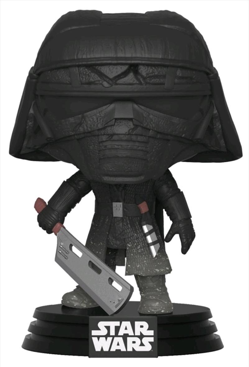 Star Wars - Knight of Ren Heavy Blade Episode IX Rise of Skywalker US Exclusive Pop! Vinyl | Pop Vinyl