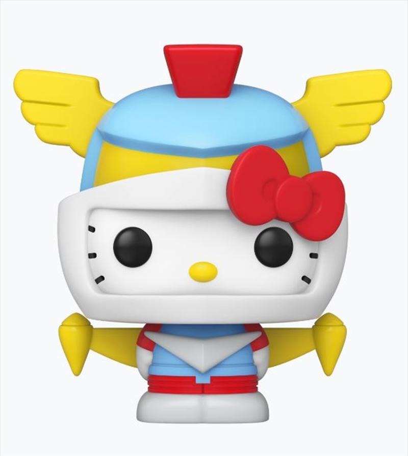 Hello Kitty - Robot Kitty Pop! Vinyl SD20 RS   Pop Vinyl