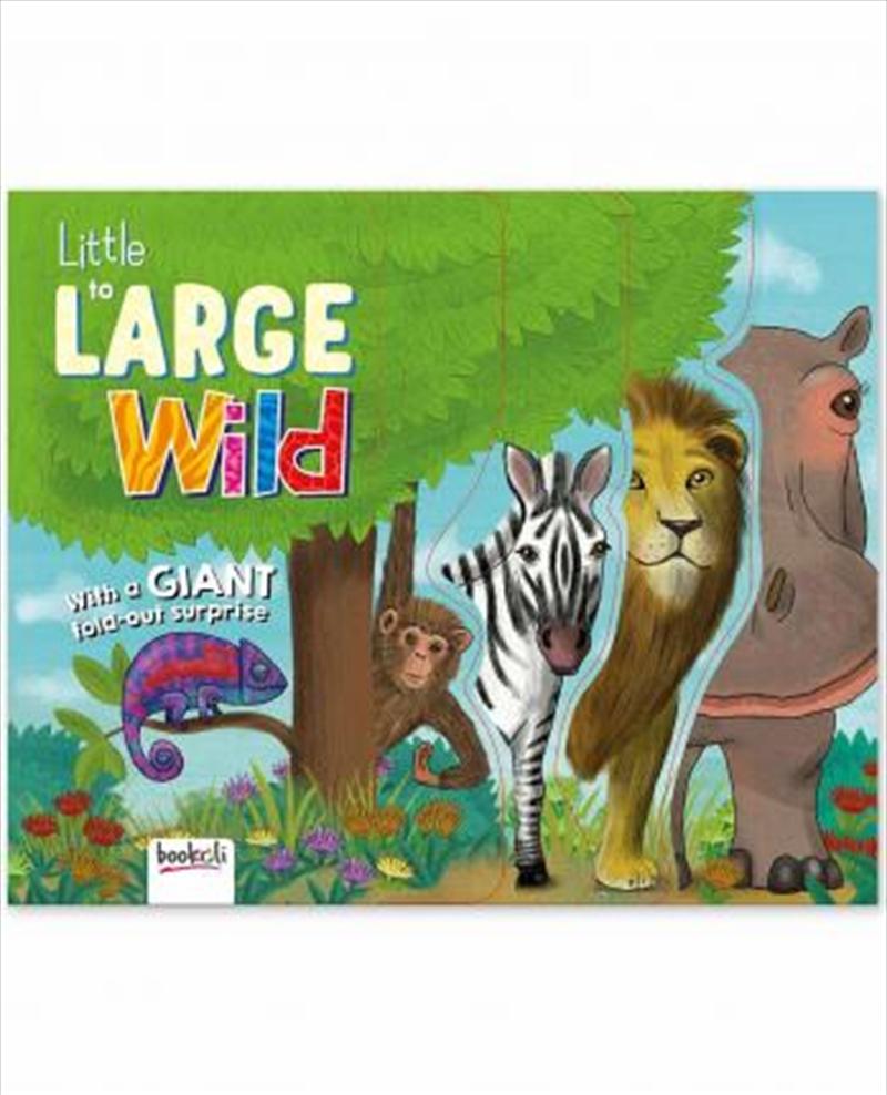 Wild Animals | Board Book