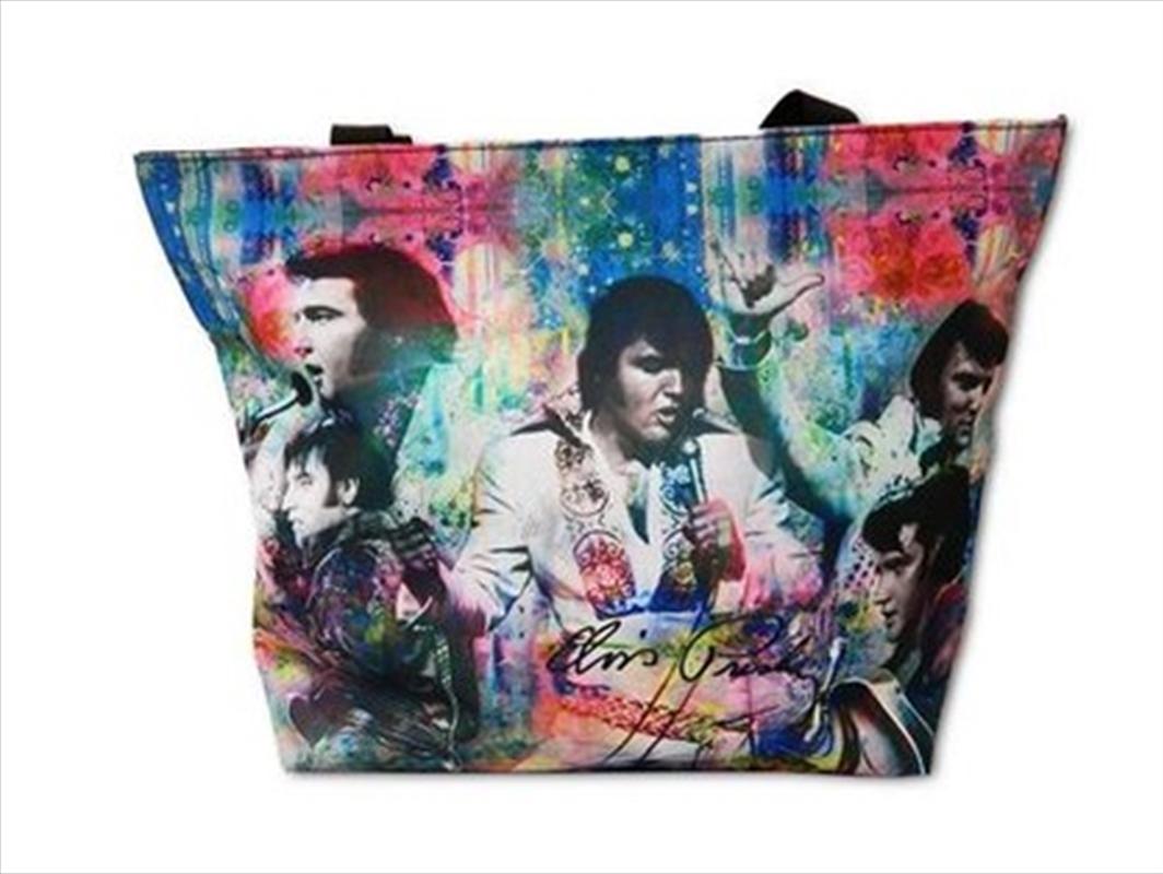 Elvis Tote Bag 2   Apparel