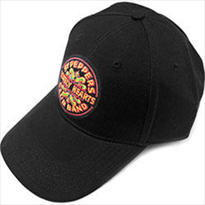 The Beatles: Sgt Peppers Baseball Cap   Apparel