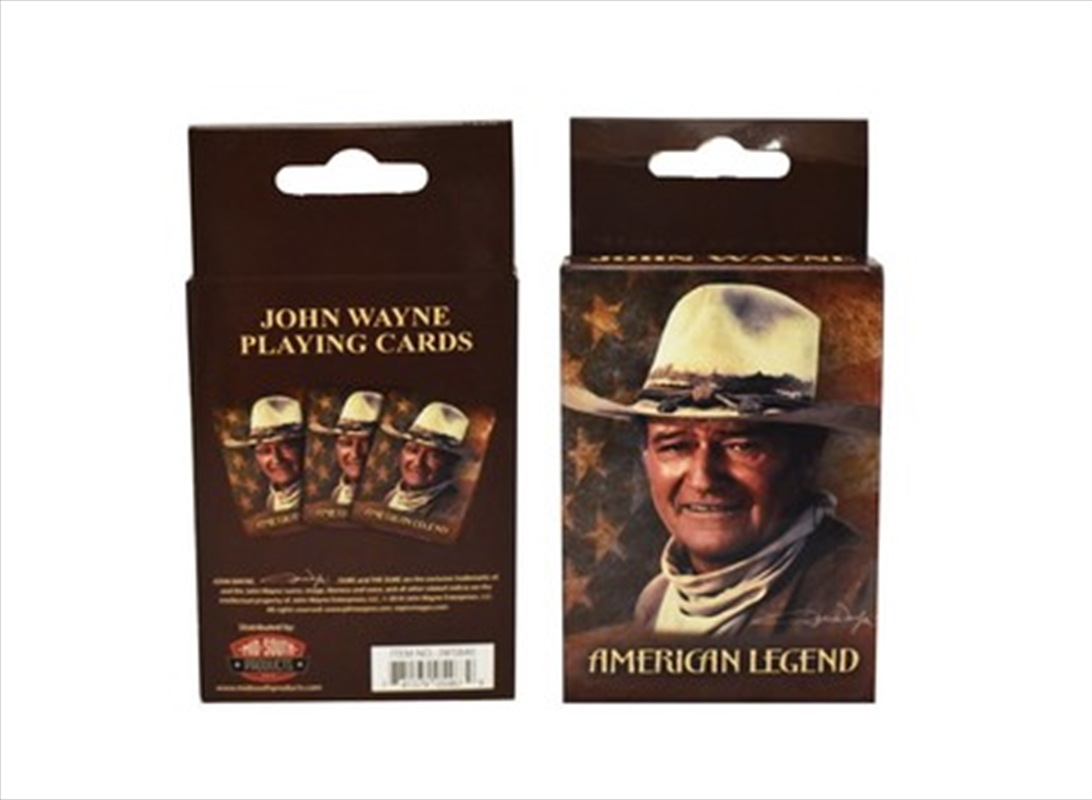 American Legend Playing Cards | Merchandise