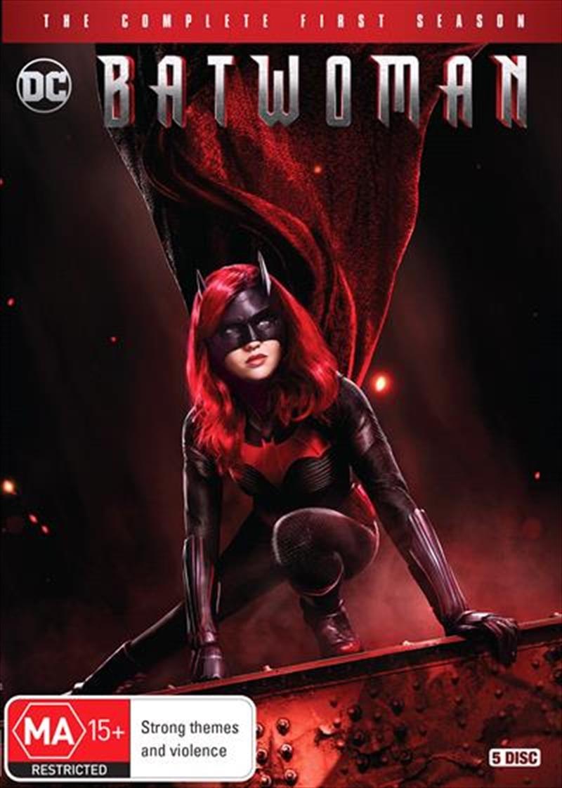 Batwoman   DVD