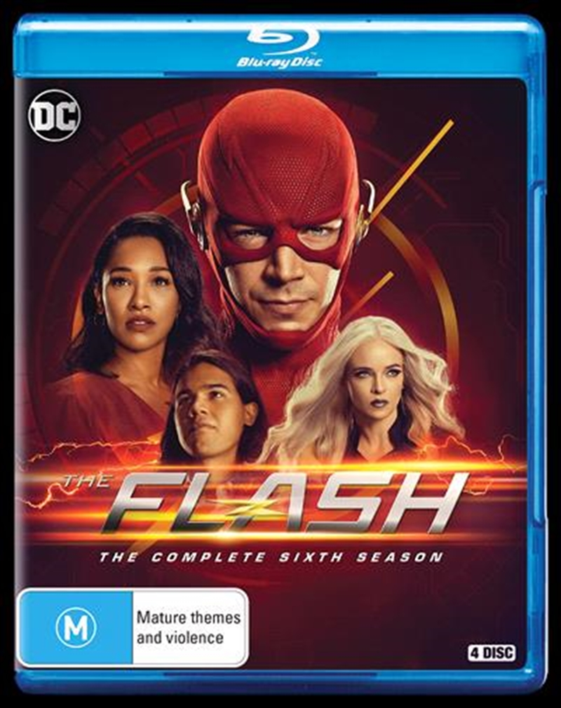 Flash - Season 6, The | Blu-ray