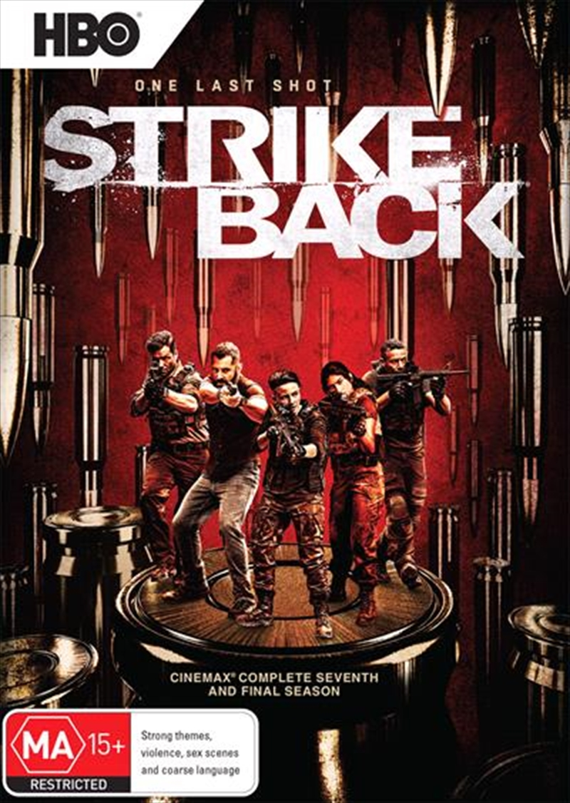Strike Back - Season 7 | DVD