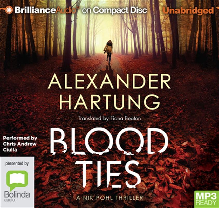 Blood Ties | Audio Book
