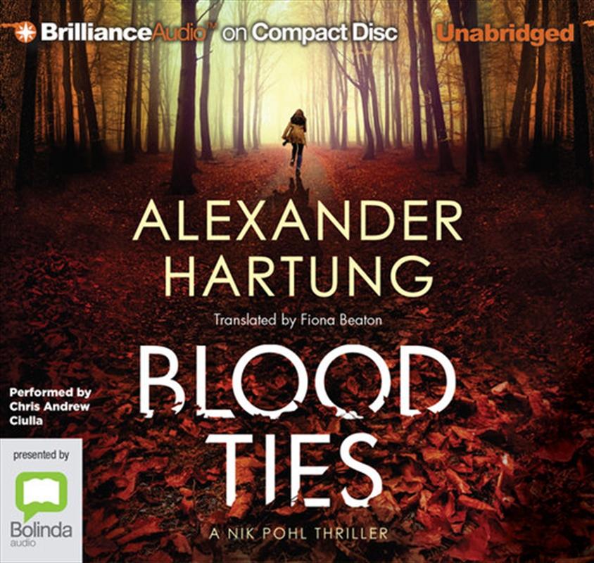 Blood Ties   Audio Book