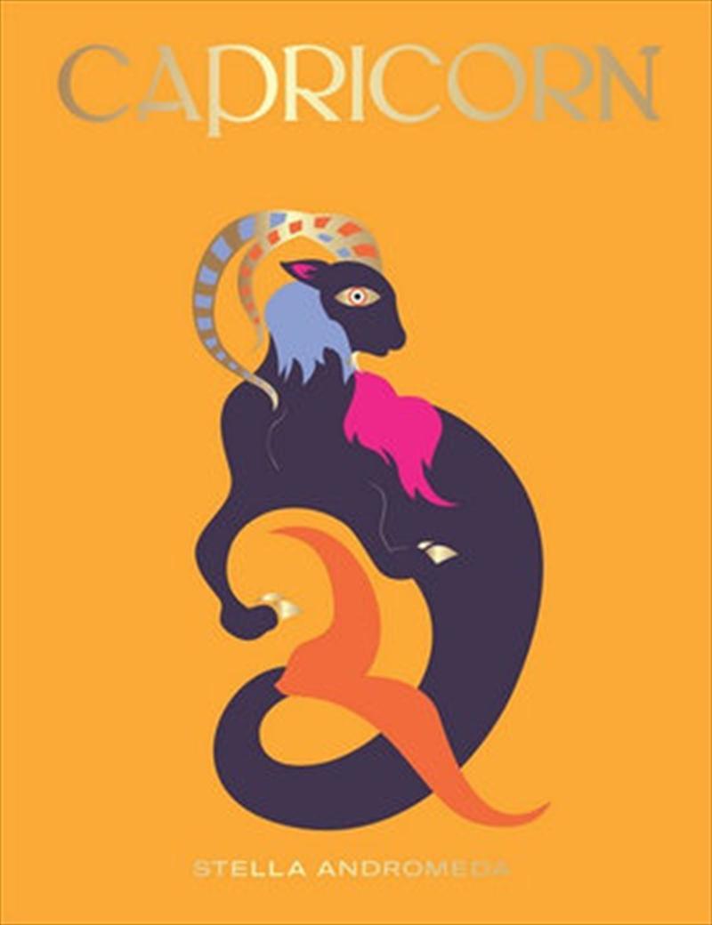 Capricorn   Hardback Book