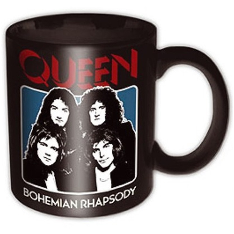 Queen Bohemian Rhapsody Mug   Merchandise
