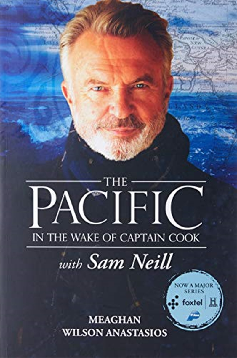 The Pacific | Paperback Book