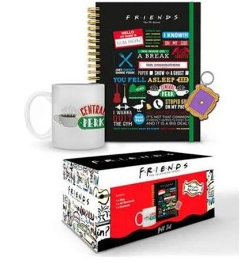 Friends - Gift Set | Merchandise