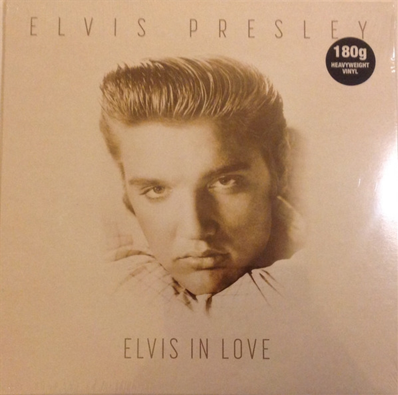 Elvis In Love | Vinyl