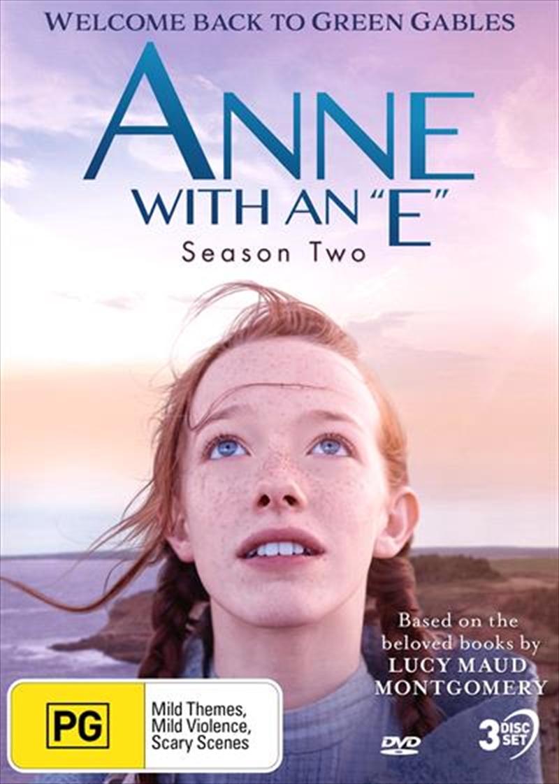 Anne With An E - Season 2 | DVD