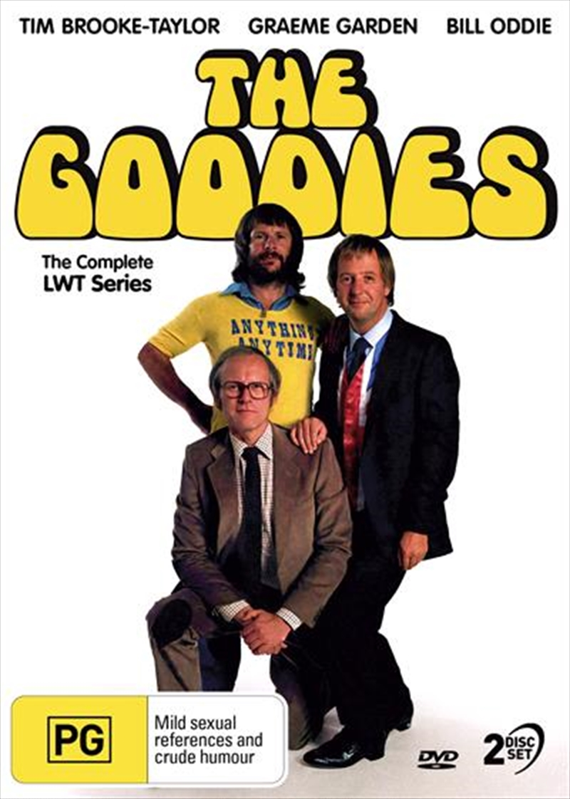 Goodies - The Final Episodes, The | DVD