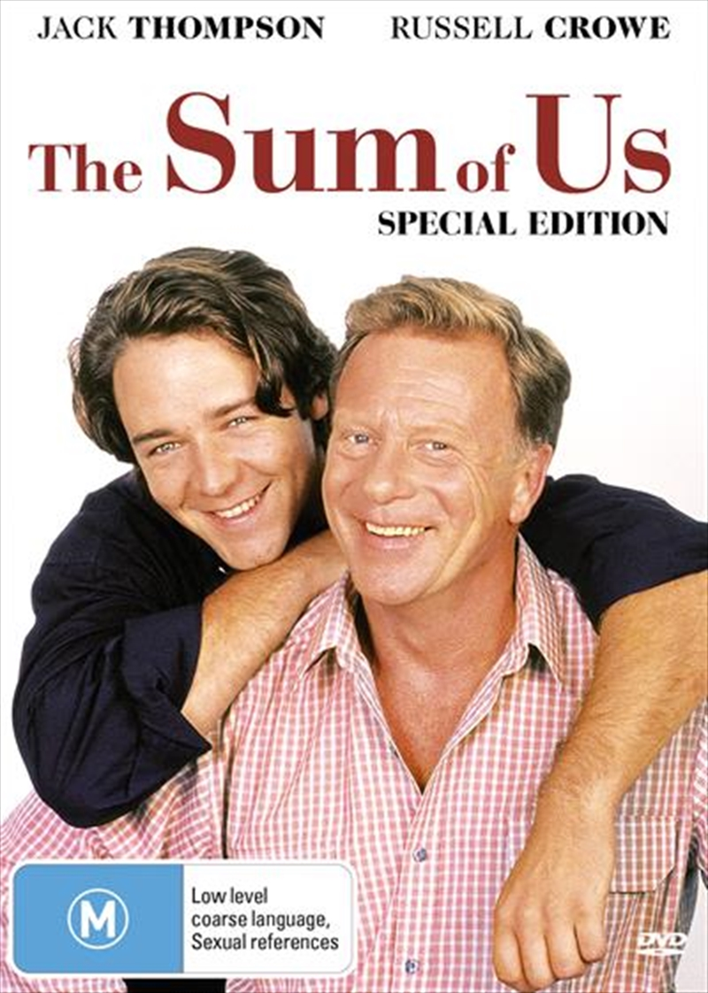 Sum Of Us - Special Edition, The | DVD