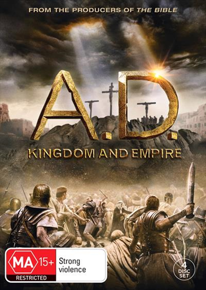 A.D. Kingdom and Empire | DVD