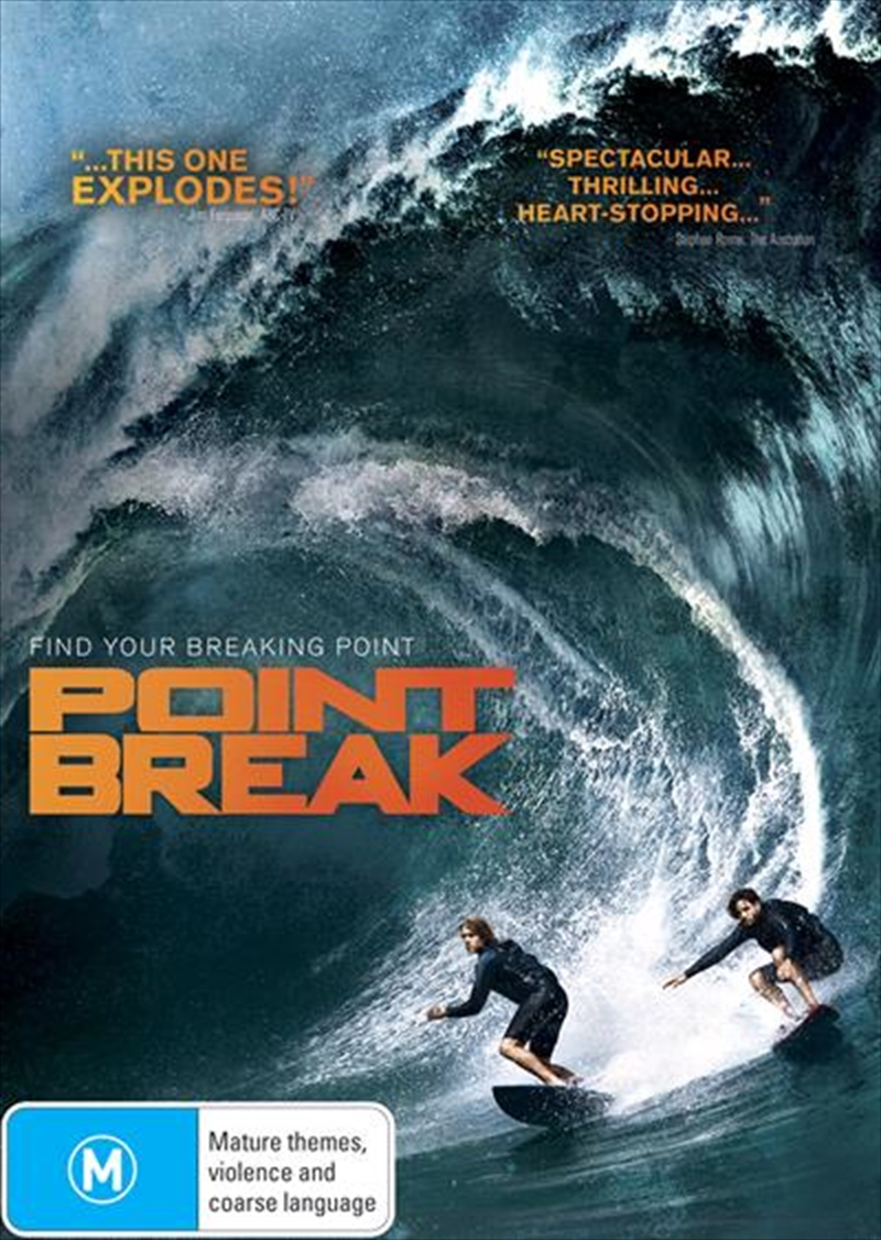 Point Break | DVD