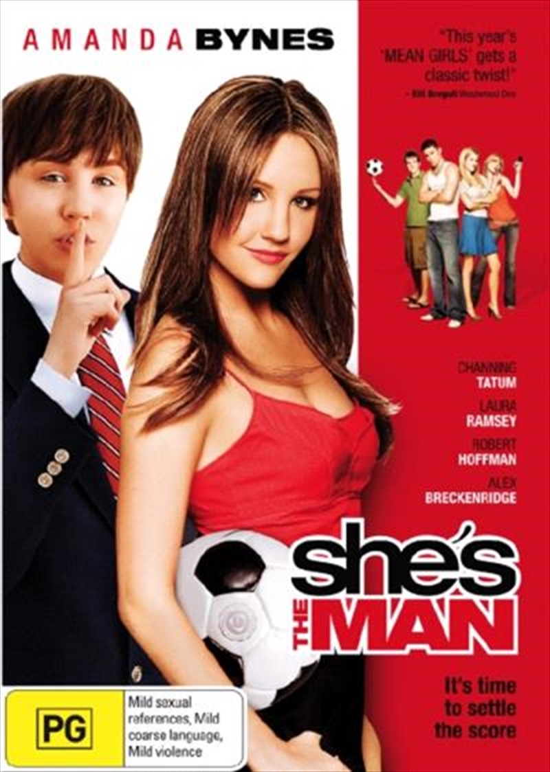 She's The Man | DVD