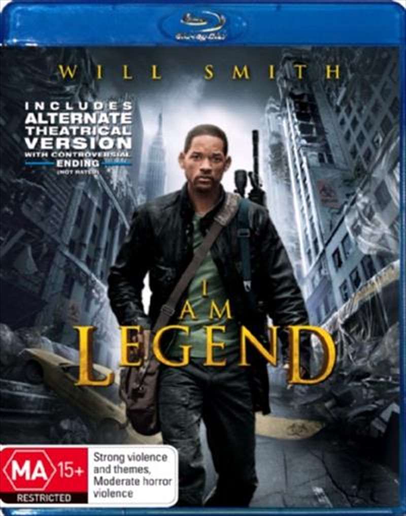 I Am Legend | Blu-ray