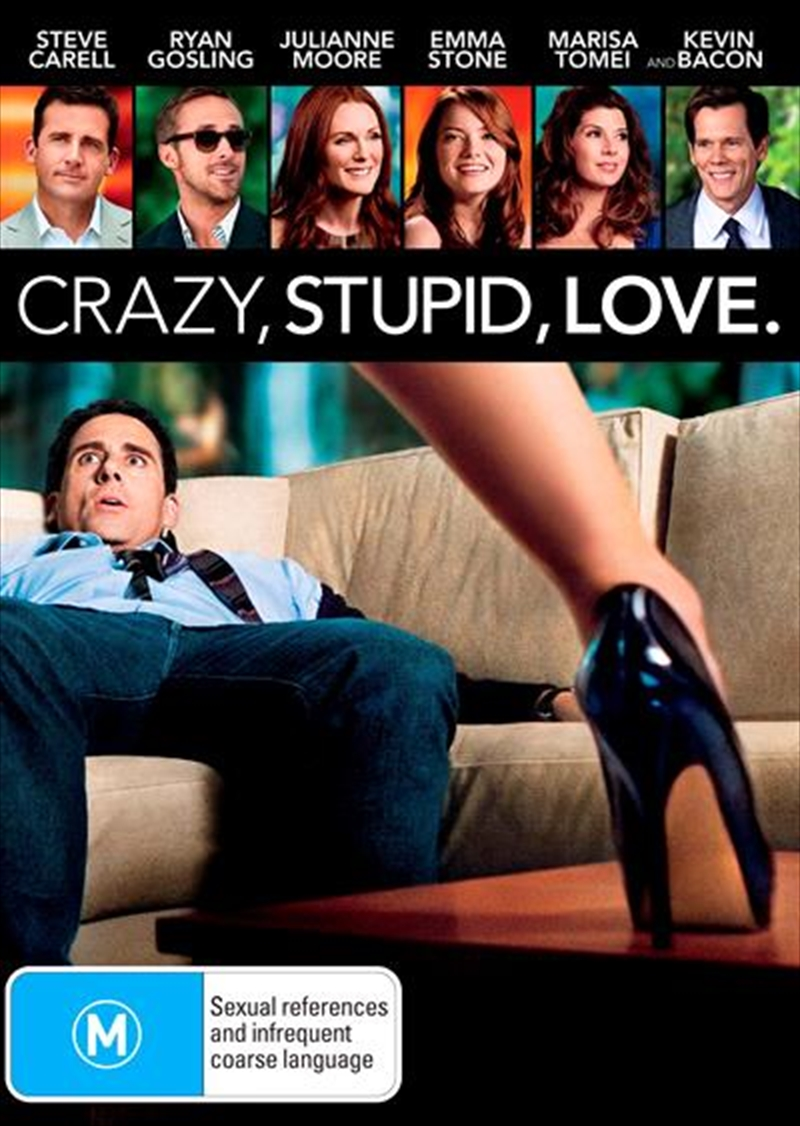 Crazy, Stupid, Love | DVD