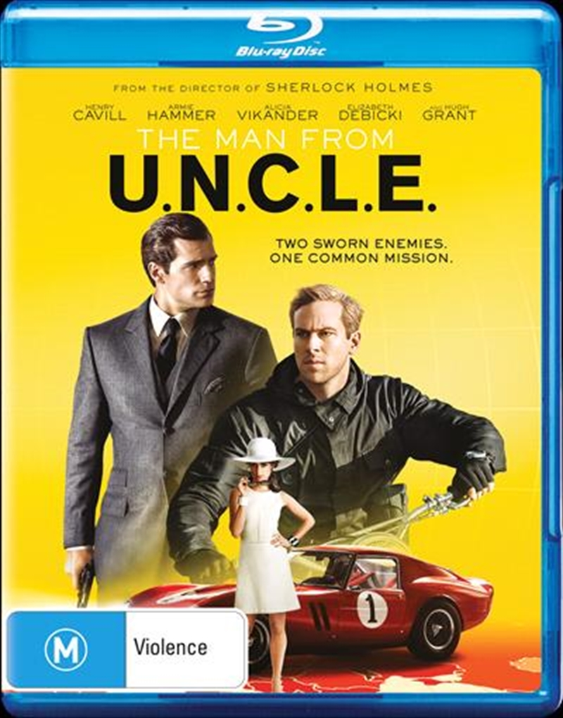 Man From U.N.C.L.E., The | Blu-ray