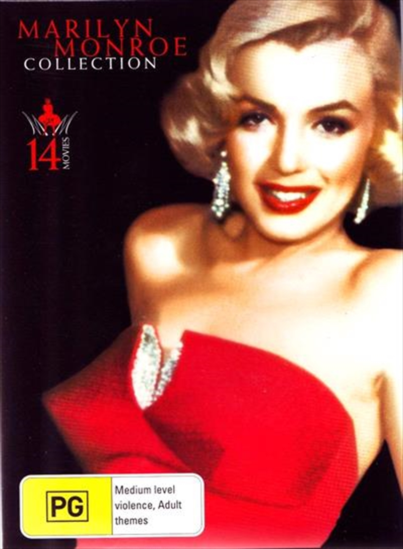 Marilyn Monroe | Complete Collection | DVD