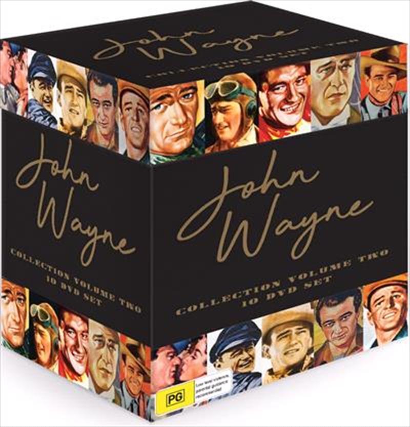 John Wayne - Vol 2 | Collection | DVD
