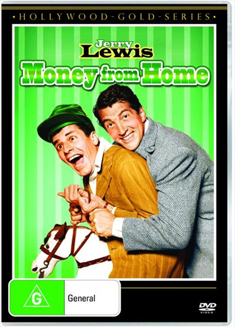 Money From Home | DVD